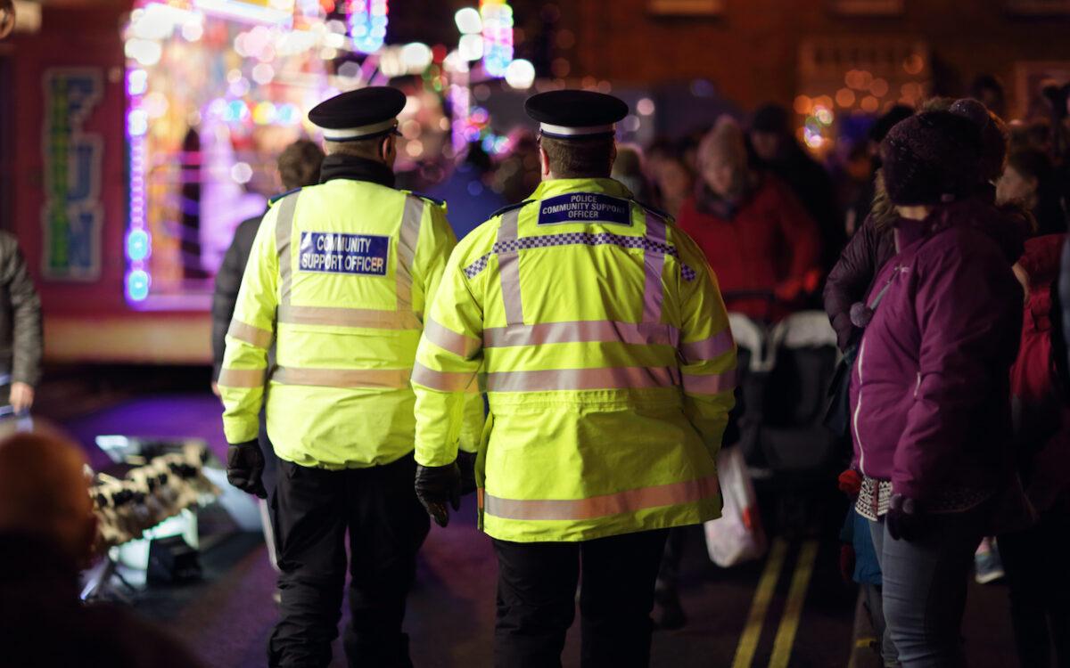 Police-Kontrollen am Kader vun der Ausgangsspär – Nofro