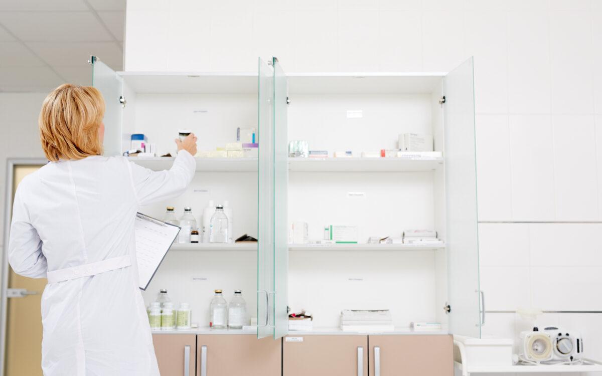 Feelen Medikamenter an den Apdikten?